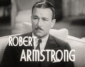 Armstrong, Robert (1890-1973)