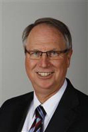 Robert Bacon (Iowa politician) - 84th General Assembly portrait (2011)