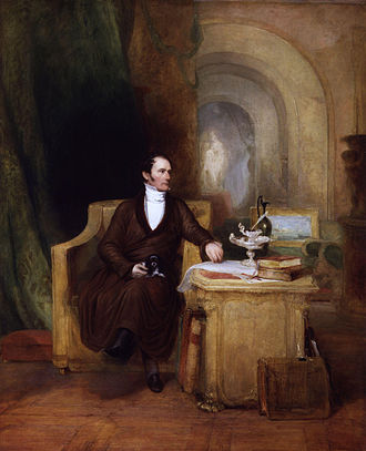 Robert Vernon (art patron) - Robert Vernon, 18481848 portrait by Henry Collen and George Jones