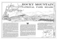 Rocky Mountain National Park Roads and Bridges, Estes Park, Larimer County, CO HAER COLO,35-ESPK.V,6- (sheet 1 of 8).png