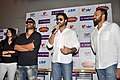 Rohit Shetty, Ajay Devgn, Prachi Desai, Abhishek Bachchan Cast of 'Bol Bachchan' meet fans at Fame Inorbit Mall 07.jpg