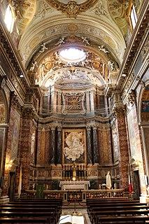 Santa Caterina a Magnanapoli church