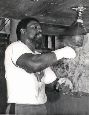 Ron Lyle - Image: Ron Lyle boxer