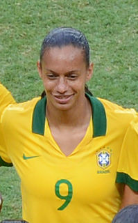 Rosana dos Santos Augusto Brazilian association football player