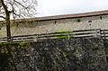 Rothenburg ob der Tauber, Stadtmauer südlich Kummereck, Feldseite, 001.jpg