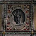Roveré della Luna, chiesa di Santa Caterina, interno - Affresco Giustizia.jpg