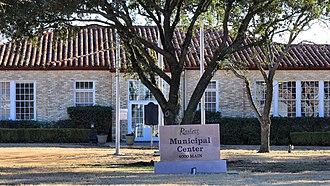 Rowlett, Texas - Rowlett Municipal Building