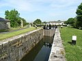 Royal Canal 35th Lock at Ballynacarrigy, Co. Westmeath - geograph.org.uk - 831668.jpg