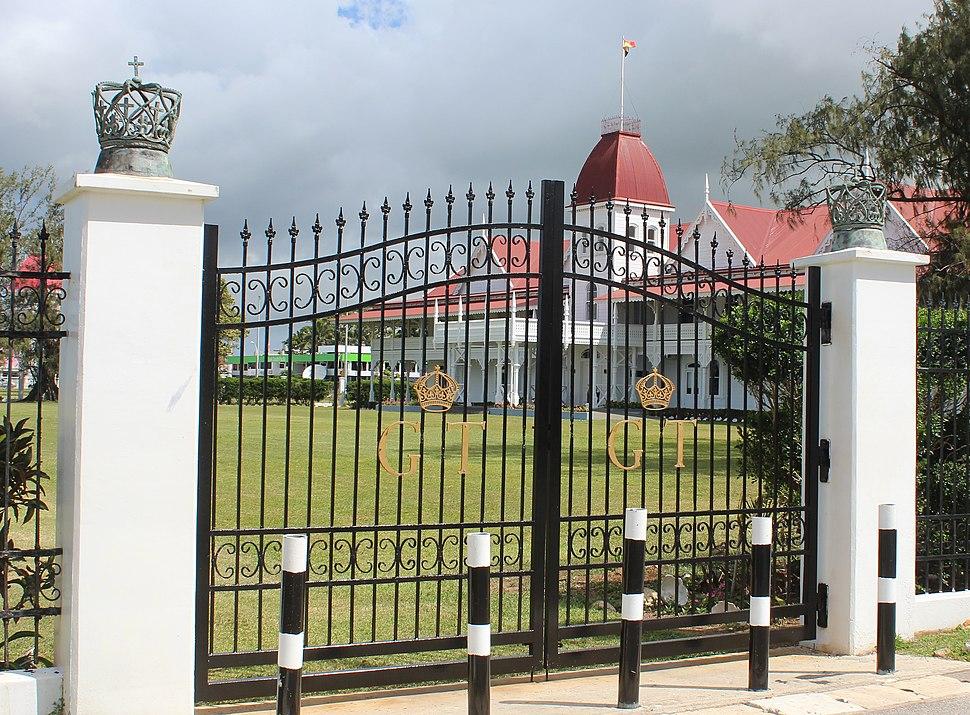 Royal Palace, Nuku'alofa