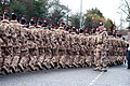 Royal Regiment of Fusiliers parade.jpg