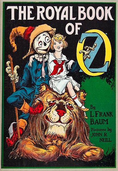Royal Book of Oz