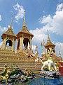 Royal crematorium of King Bhumibol 2017-11-15 (3).jpg