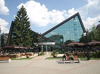 Rožaje - Image: Rozaje Hotel