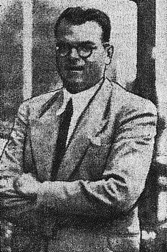 Rudolf Hasse - Rudolf Hasse in 1937