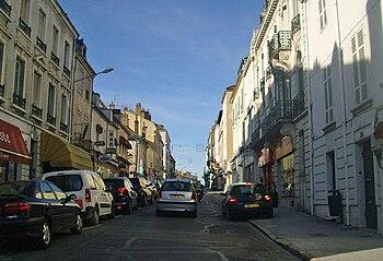 Rue de la Citadelle à Chalon-sur-Saône.JPG