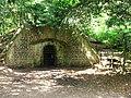Rufford Abbey Ice House - geograph.org.uk - 508818.jpg