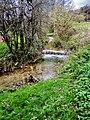 Ruisseau, la Batte, en amont du village.jpg