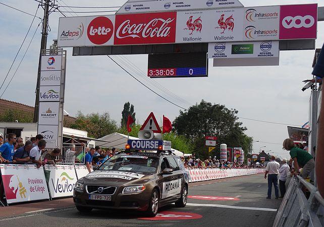 Rumillies (Tournai) - Tour de Wallonie, étape 1, 26 juillet 2014, arrivée (A32).JPG