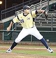 Russ Chandler Stadium Dusty Isaacs (12783461964).jpg
