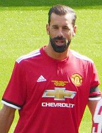 3f506731d56 Ruud van Nistelrooy 2017.jpg. Van Nistelrooy playing for Manchester United  ...