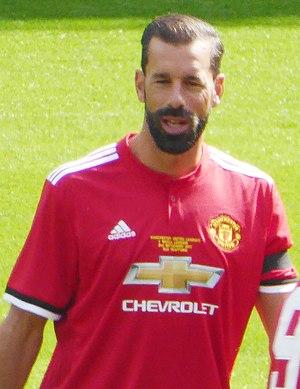 Ruud van Nistelrooy - Van Nistelrooy in 2017