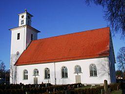 Ryssby kirke i Rockneby