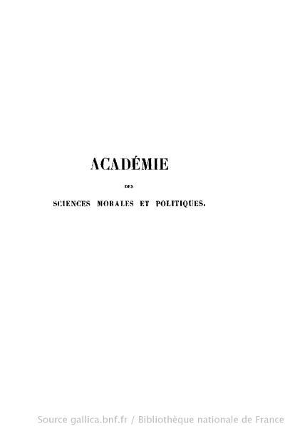 File:Séances et travaux de l'Académie des sciences morales et politiques, série 2, tome 6.djvu