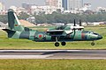 S3-ACB Antonov An-32 Bangladesh Air Force Landing (8306353912).jpg