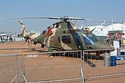 SAAF-A109LUH