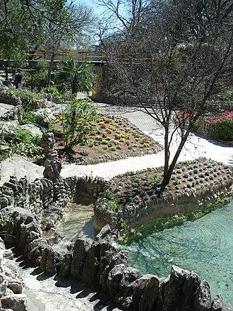San Antonio Japanese Tea Garden - Image: SA Tea Garden 28