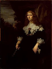Portrait of Eva Geelvinck (1619-1698)
