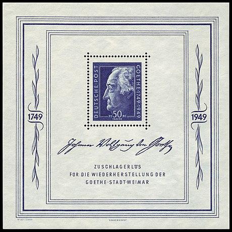 SBZ 1949 Bl. 6 Johann Wolfgang von Goethe.jpg