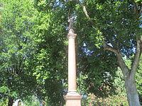 SC Revolutionary War generals monument in Columbia IMG 4797