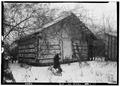 SMOKE HOUSE - General Joseph Wheeler House, State Highway 20, Wheeler, Lawrence County, AL HABS ALA,40-WHEL,1-13.tif