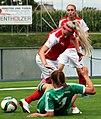 SV Antiesenhofen gegen Union Geretsberg (Damen Testspiel 23. Juli 2017) 16.jpg