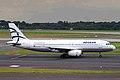 SX-DVK A320-232 Aegean DUS 03AUG09 (5885433503).jpg