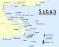 Sabah-Islands-DarvelBay PulauLigitan-Pushpin.png