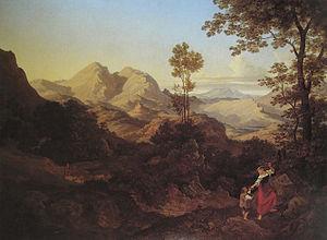 Ernst Fries - Image: Sabiner Berge Ernst Fries 1827