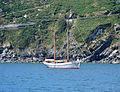 Sailing ship at Lundy.jpg