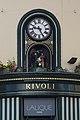 Saint-Hélier - Rivoli clock 20160706.jpg