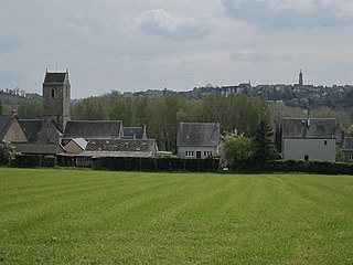 Saint-Jean-de-la-Haize Commune in Normandy, France