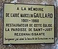 Saint-Just (63) - Église Saint-Just (plaque).jpg