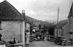 Saint-Michel-les-Portes, vers 1935, p218 de L'Isère les 533 communes.jpg