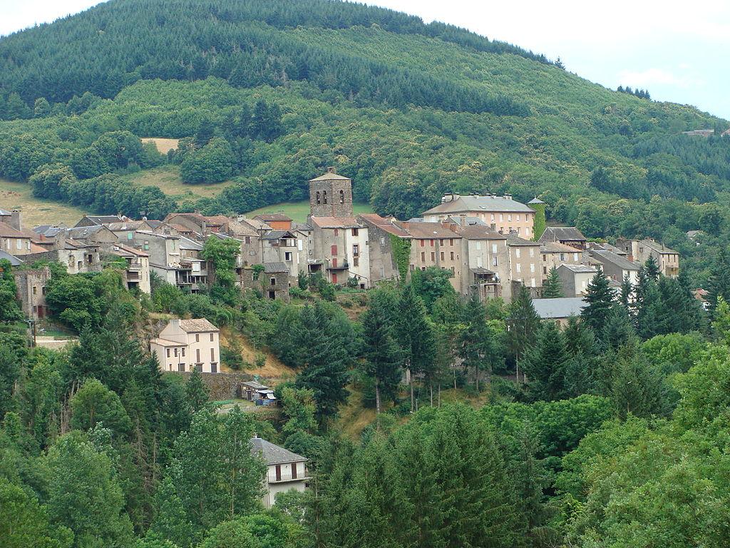 Image illustrative de l'article Saint-Sernin-sur-Rance