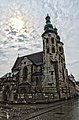 Saint Andrew church in Kraków spring 2014 HDR.jpg