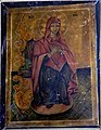 Saint Mary Enthroned Icon from Saint George Church in Melissourgos.jpg