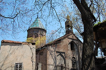 Saint Nshan Armenian church, Old Tbilisi 30.jpg