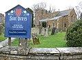 Saint Peter's Church, Knossington - geograph.org.uk - 761694.jpg