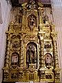 Salamanca - Clerecia 29 - Altar de San Ignacio de Loyola.jpg