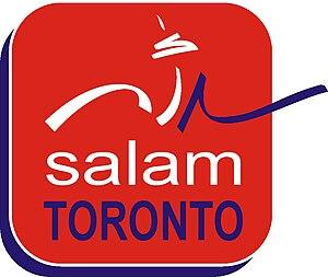 Salam Toronto - Image: Salamtoronto Logo